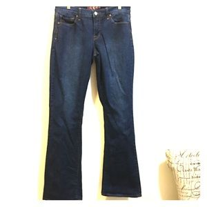 Lucky brand Sofia boot jeans size 29 long